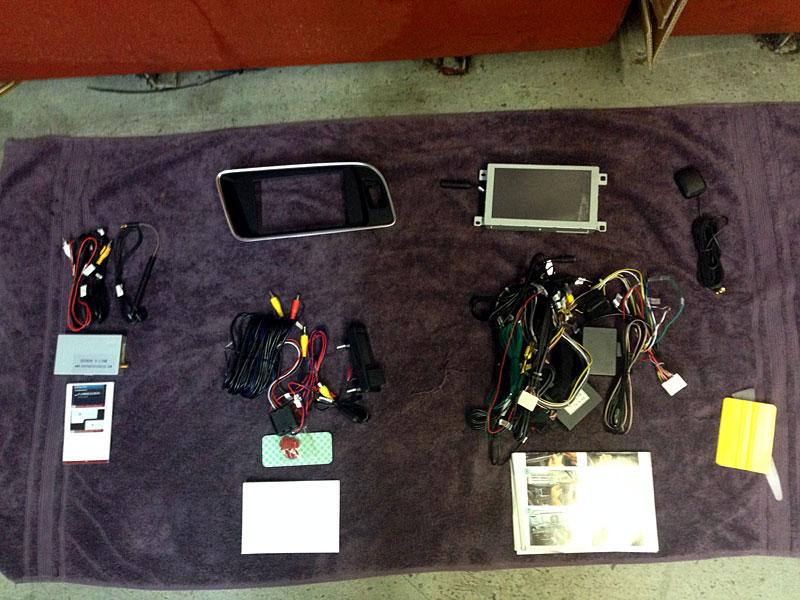 New Dynavin N6 Navigation units for 2008-2014+ A4 (B8) - AudiWorld