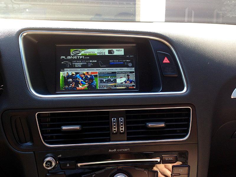 Dynavin DVN-A5 Installed - AudiWorld Forums